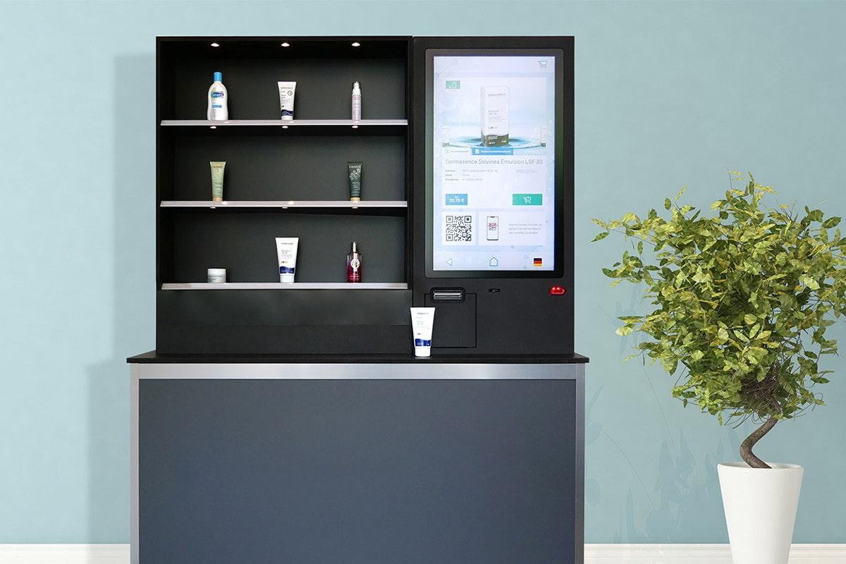 Apostore Digitale Loesungen Screens beautyshelf