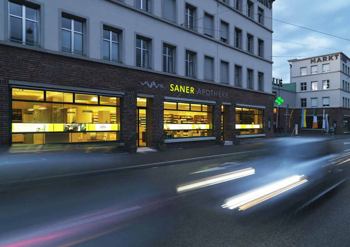 Apostore Saner Apotheke Schweiz Basel 2