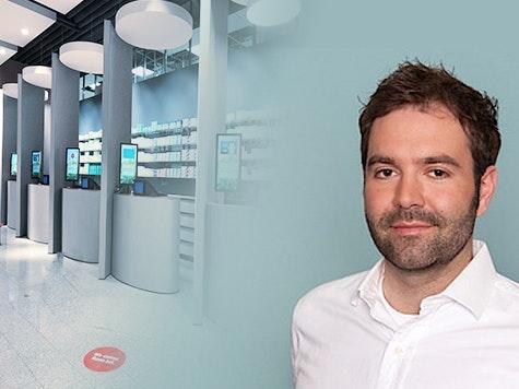 Frederik Schoening Profil mit Apotheke Im Gesundheitszenrum Rheine
