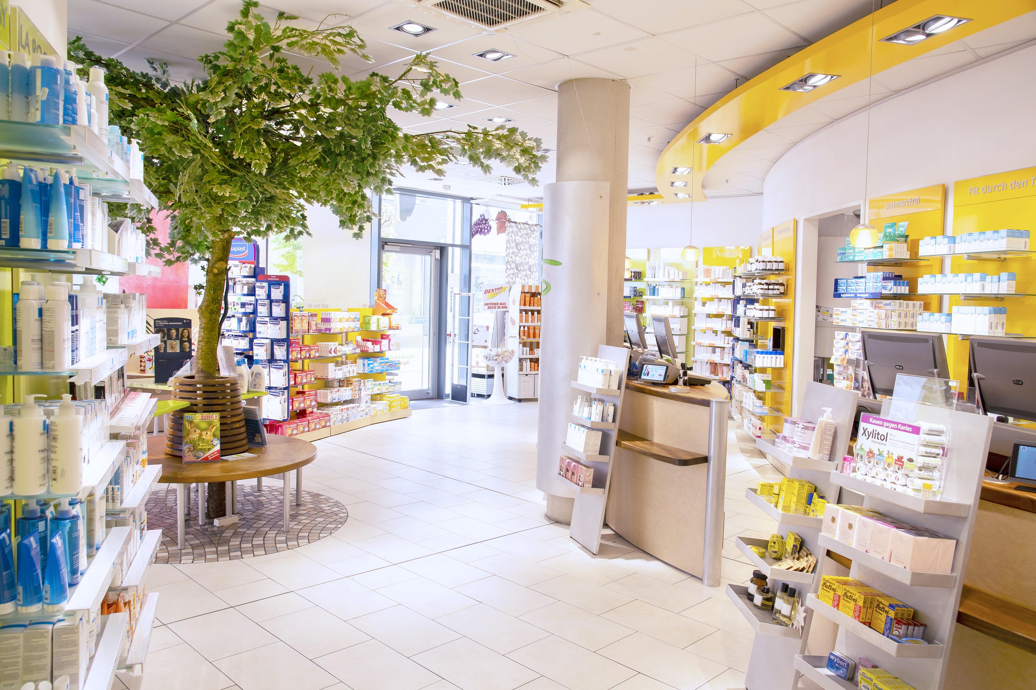 Knapp Smart Solutions Apostore Schwarzwald Apotheke Offizin