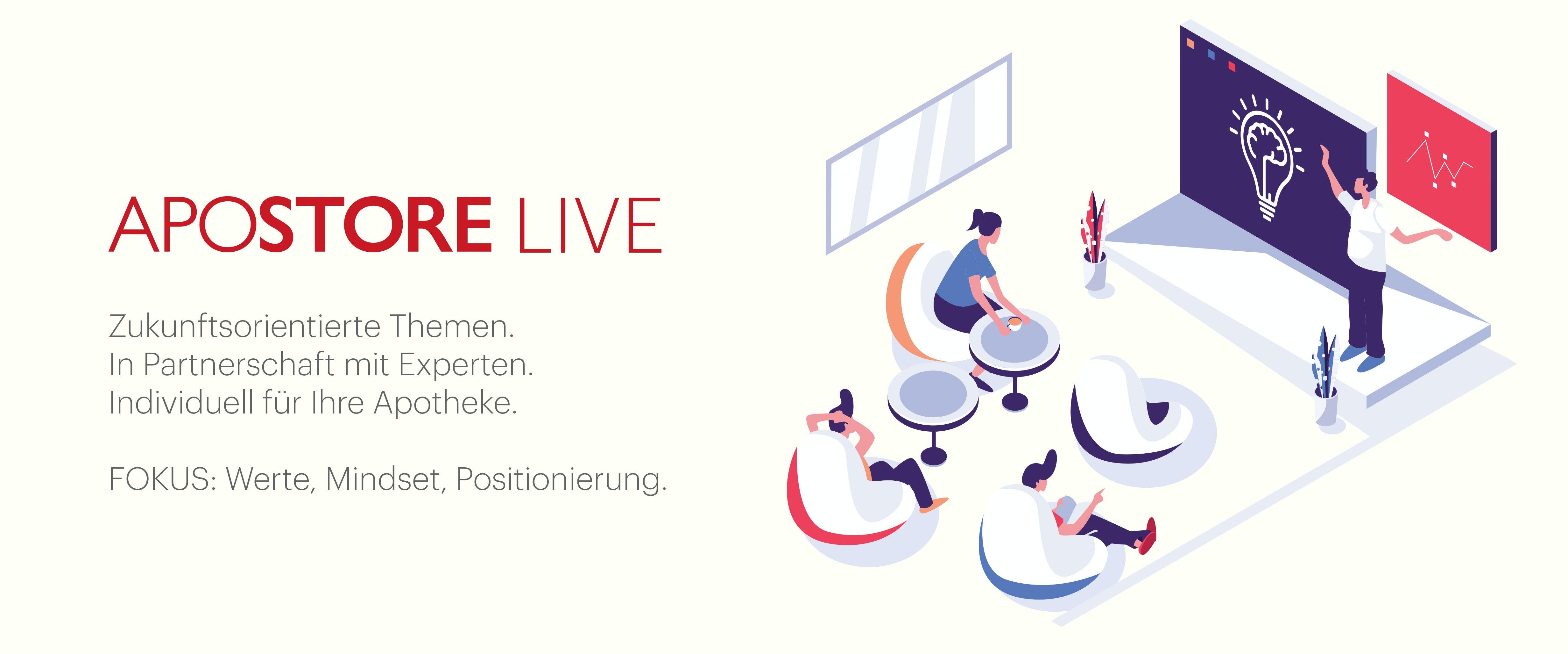 V1 APOSTORE LIVE  Workshop Header Teaser Banner HERO desktop
